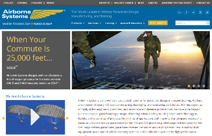 Airborne Systems Website