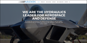 Arkwin Industries Website