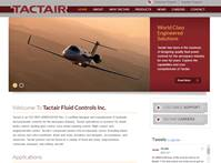 Tactair Website