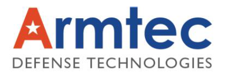 ARMTEC DEFENSE TECHNOLOGIES Logo